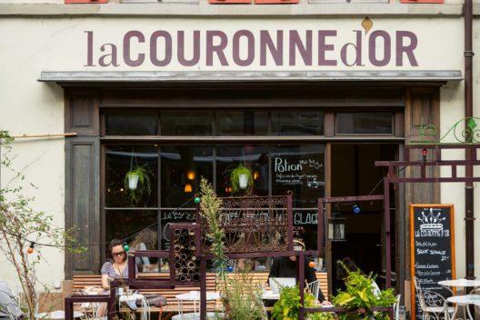 La Couronne d'Or, Lausanne VD