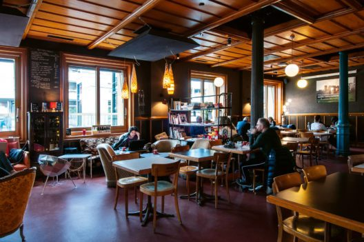 Café de Grancy, Lausanne VD