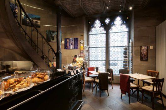 Café-Bar Elisabethen, Basel BS