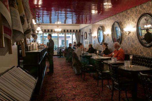Café Vordergasse, Schaffhausen SH