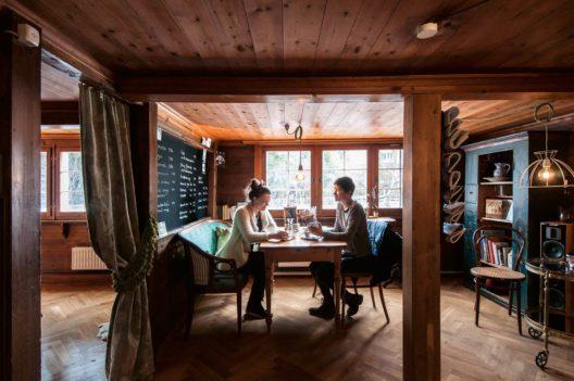 Café Saienbrücke, Urnäsch AR