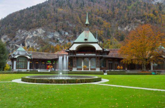 Casino Interlaken (Bild: Taras Verkhovynets - shutterstock.com)