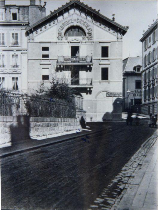 © Nestlé Historical Archives, Vevey