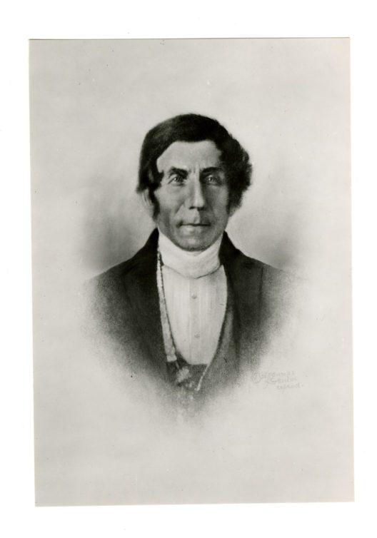 Portrait François-Louis Cailler, 1796-1852 (Bild: © Nestlé Historical Archives, Vevey)