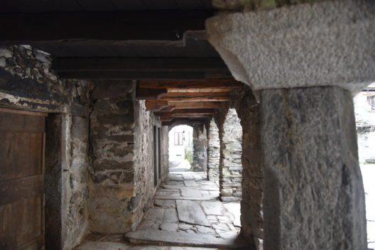Geplant ist eine sanfte Renovation, um das Gebäude Casa Portico als Ferienwohnung für zwei bis drei Personen anbieten zu können. (Bild: Nancy Wolf, Ferien im Baudenkmal)