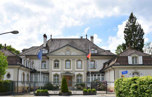 Bern: Residenz der Bundesrepublik Deutschland (Bild: © Auswärtiges Amt)