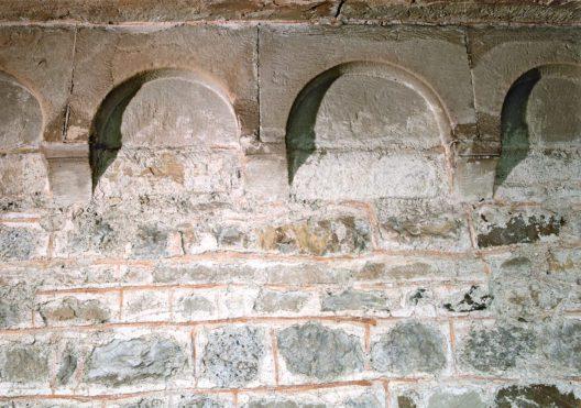 Rüeggisberg: Klosterruine Rüeggisberg (Bild: © Archäologischer Dienst des Kantons Bern, Alexander Ueltschi).