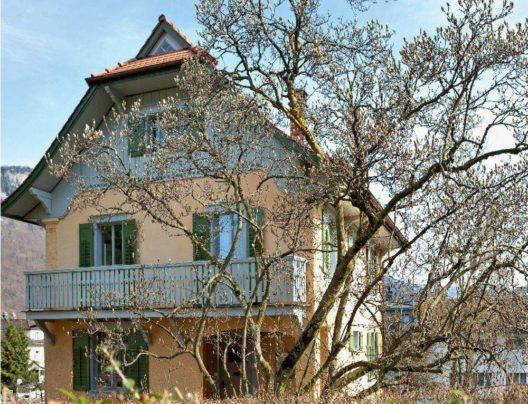 Villa Trautheim, Stans