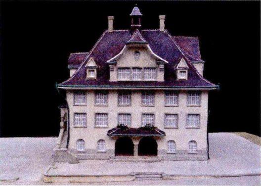 Schulhaus Nottwil, Modell 1911