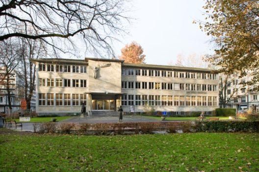Zentral- und Hochschulbibliothek, Luzern