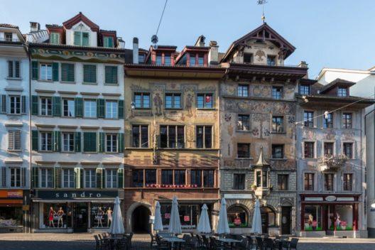Weinmarkt, Luzern