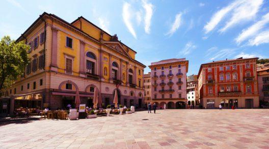 Beeindruckende Bauwerke in Lugano entdecken (Bild: Horst Lieber - shutterstock.com)