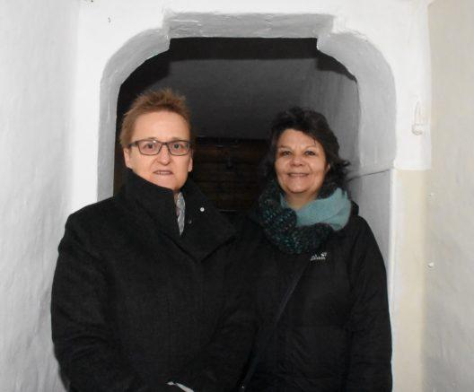 Die Autorinnen Edith Hunziker und Susanne Ritter-Lutz (Bild: Die Botschaft / Irene Meyer)