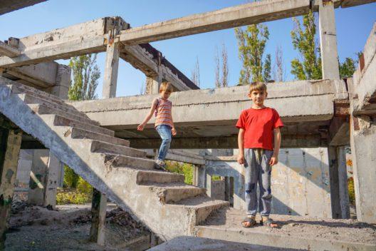 feature post image for Kinder auf der Baustelle - Wer haftet bei Schäden?