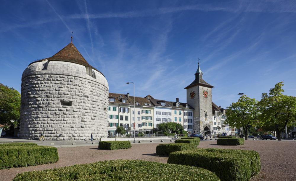 Solothurn, Bieltor (Bild: © Solothurn Tourismus_Tino Zurbrügg)