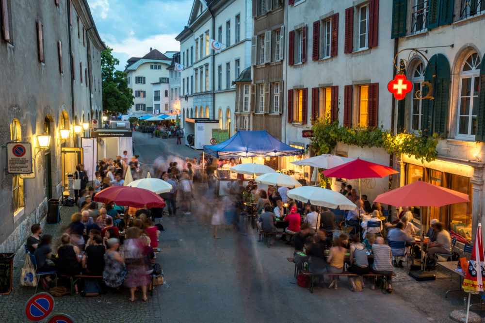 Solothurn, Literaturtage (Bild: © Fotomtina)