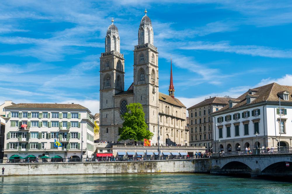 Grossmünster, Zürich (Bild: Victor Jiang - shutterstock.com)