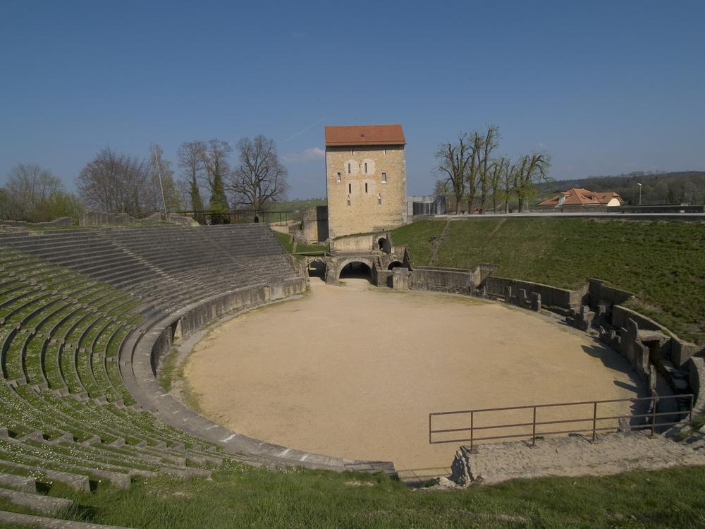 Kolosseum, Acanches (Bild: Chad Bontrager - shutterstock.com)