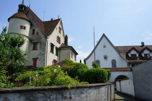 feature post image for Wie das unbewohnte Kloster Maria der Engel in Appenzell weiterlebt