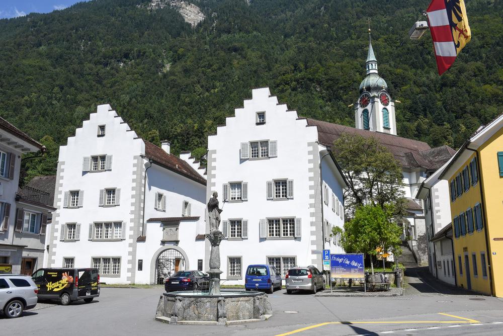 Fremdenspital Altdorf Uri