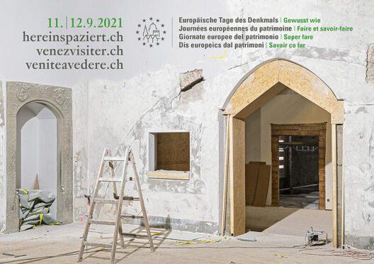 feature post image for Gewusst wie - Europäische Tage des Denkmals 2021