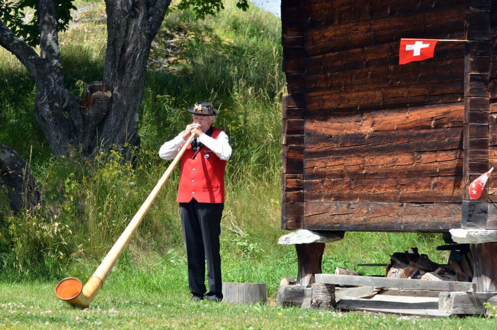 Traditionen im Wallis