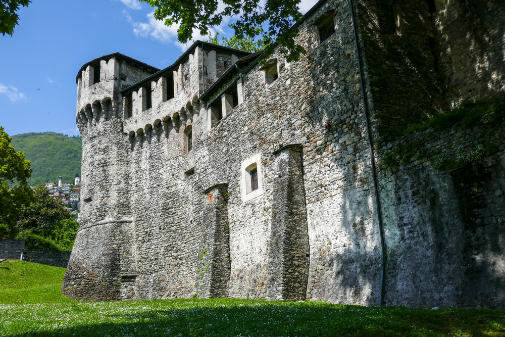 Schloss Visconti, Locarno