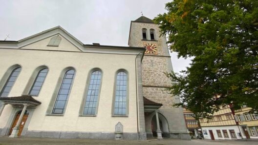 feature post image for 950 Jahre Pfarrkirche St. Mauritius Appenzell